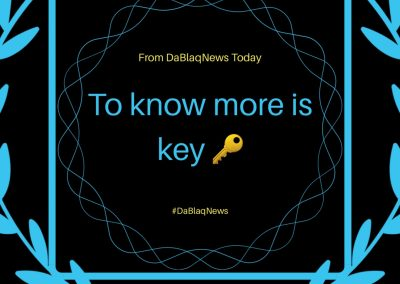 DaBlaqNews Key