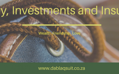 Money, Investments and Insurance